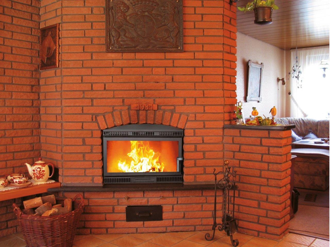 Rustikale Kamine Innung Des Kachelofen Und Kaminbauerhandwerks