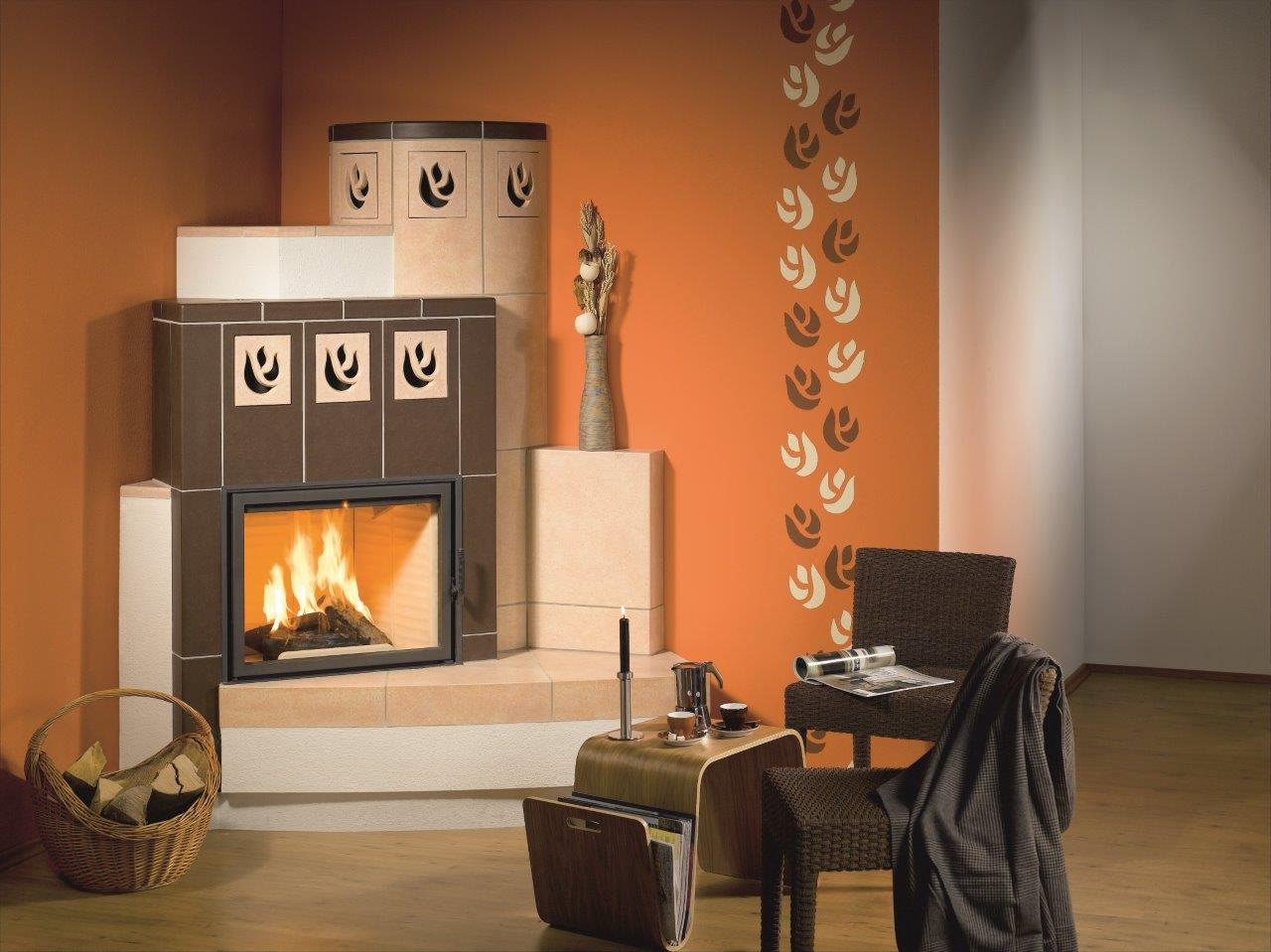 moderne kachel fen innung des kachelofen und. Black Bedroom Furniture Sets. Home Design Ideas